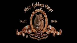Metro Goldwyn Mayer lion