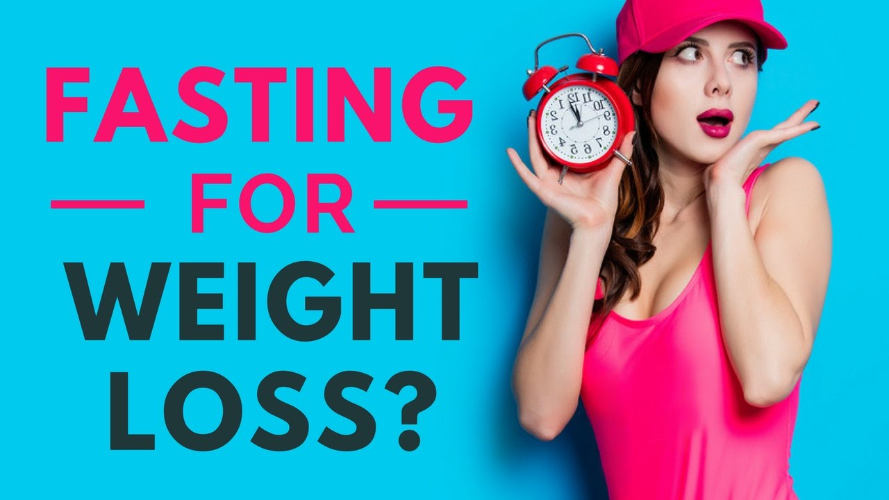 Will fasting help with weight loss