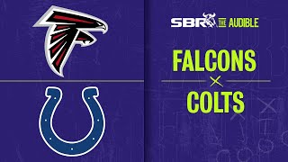 Atlanta Falcons vs. Indianapolis Colts Week 3 NFL Game Preview & Lines Moves