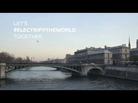 Nissan Electrify the World | The World's First Pay with Energy Café