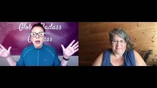 Glenda Benevides MeWe Interview