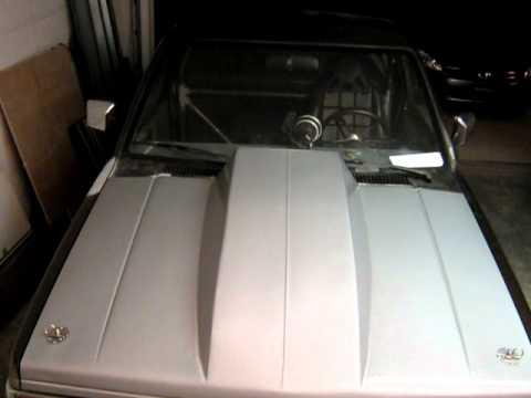 S10 6 Inch Steel Cowl Hoods | Cowl Hood Supply