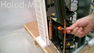 Видеообзор холодильного моноблока Rivacold FA