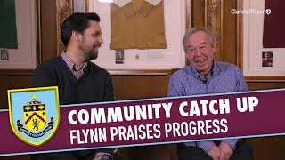COMMUNITY CATCH UP | Brian Flynn Praises Progress