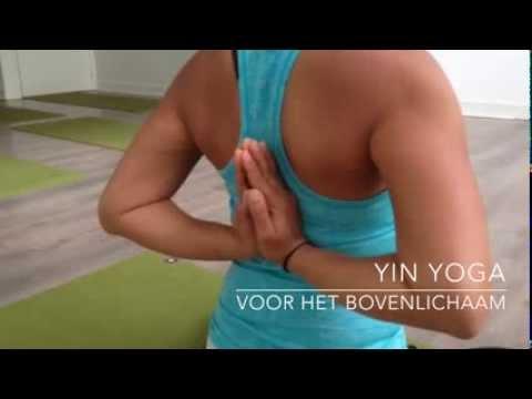 Tula, yoga studio Amsterdam - workshop yin yoga voor het bovenlichaam 4 nov 2016