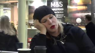 Hungover Girl Sings Incredible Opera