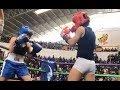 "Jharely ""La Bestia"" Reyes (amateur boxing debut) - (2019.04.11) - /r/WMMA"