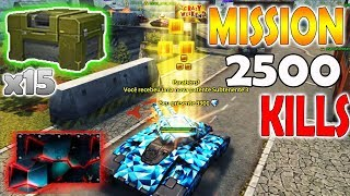 Tanki Online ROAD TO MAJOR (No Buy #3) | Road To 2500 Kills Tanki O...