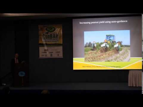 Current Challenges of Precision Agriculture - John Stafford