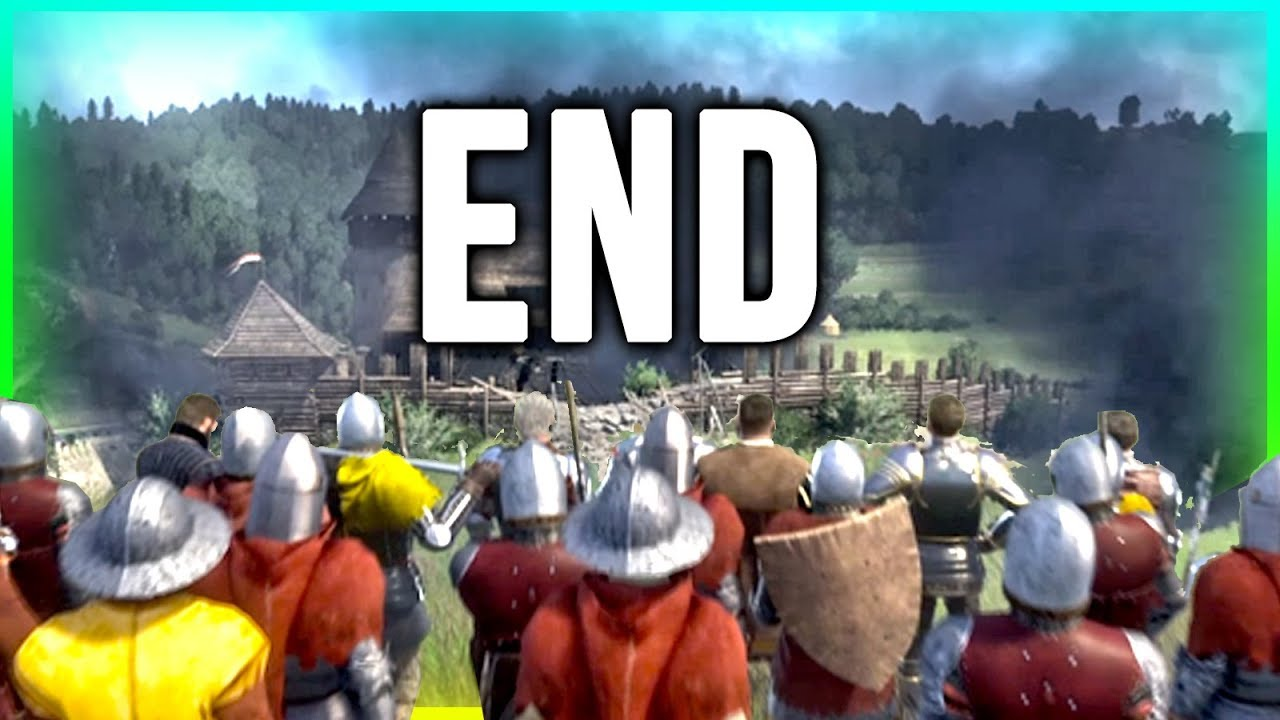 Kingdom Come Deliverance ENDING... Or Is It?