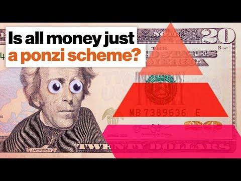 Is all money just a ponzi scheme?   Vicki Robin