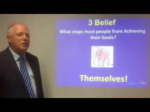 Andrew Considine - The 4 Cornerstones to Success