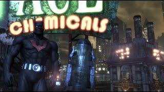 Batman: Arkham City (PC)(Batman Beyond Walkthrough) - Part 1 - Arkham City [1080p60fps]