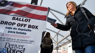Voting by mail nationally isn't as easy as it sounds