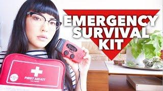 DIY Emergency Survival Kit   Disaster Preparedness   soothingsista