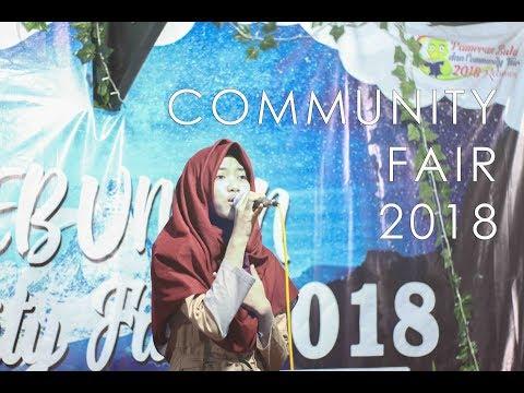 FINAL LOMBA KARAOKE - KEBUMEN COMMUNITY FAIR 2018