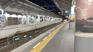 JR四国 8600系特急電車 高松駅入線
