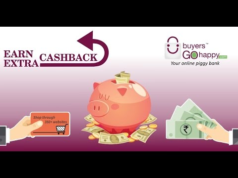 BuyersGoHappy.com – Coupons & Cashback Website