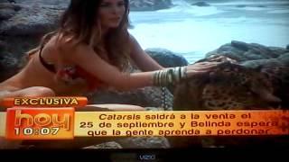 Video Belinda En el amor hay que perdonar HOY! download MP3, 3GP, MP4, WEBM, AVI, FLV Juli 2018