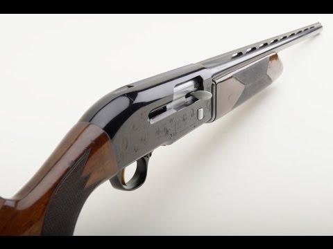 Beretta .12 Gauge Magnum Shotgun/Shooting and reviewing