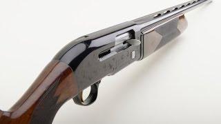 Beretta .12 Gauge Magnum ShotgunTesting and reviewing