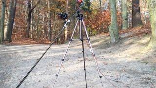 Motorisierter Kamera Slider, Kamera Schiene, Timelaps, Igus, Diy, Kamerafahrt
