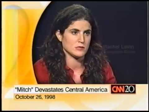 Hurricane Mitch : CNN 20 (Honduras 1998)
