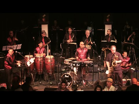 Mambo Music (Traditional) by Pacific Mambo Orchestra - LIVE @ Cocoanut Ballroom Santa Cruz
