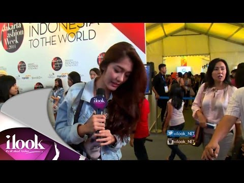 Ilook-Fashion Street Jakarta Fashion Week 2014