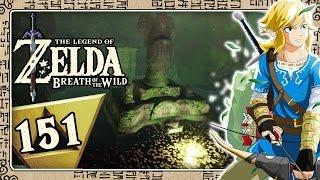THE LEGEND OF ZELDA BREATH OF THE WILD Part 151: Die Quelle des Mutes