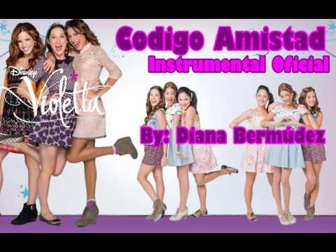 Codigo Amistad (Karaoke Instrumental Oficial) Por DB