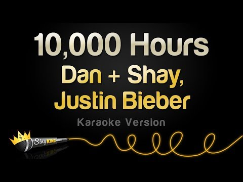dan-+-shay,-justin-bieber---10,000-hours-(karaoke-version)