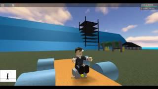 2012 tsunami scene in roblox