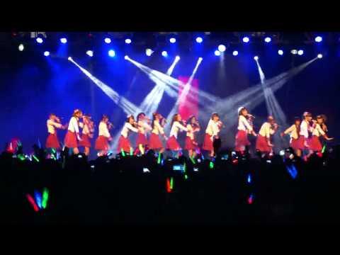 JKT48 - Namida Surprise @JKT48 1st Anniversary 23/12/2012