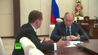 Путин согласился с предложением назначить Мутко вице-премьером, курирующим спорт и туризм