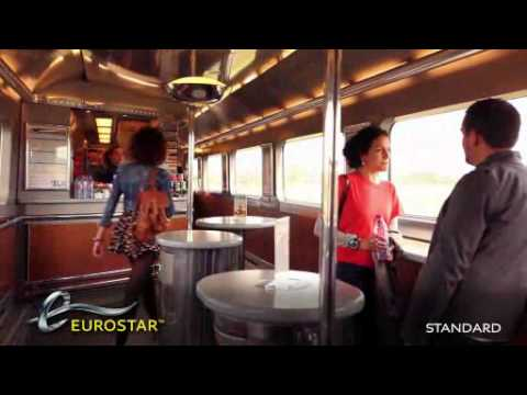 Eurostar Standard Class by Euro Railways