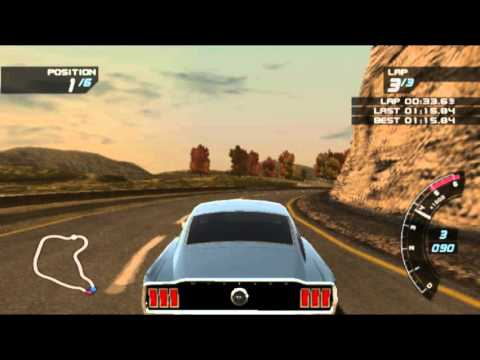 Ford Racing 3 (PS2 Gameplay)