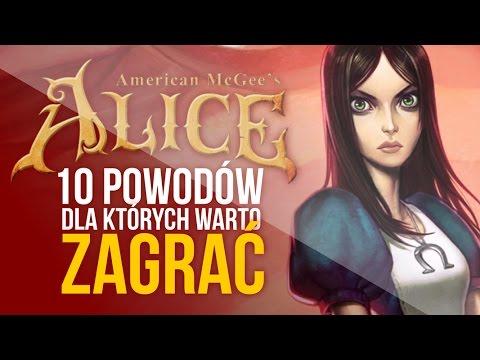 [RETRO] American McGee's Alice - 10 powodów, dla których warto zagrać