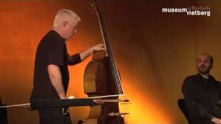 double bass solo: barry guy