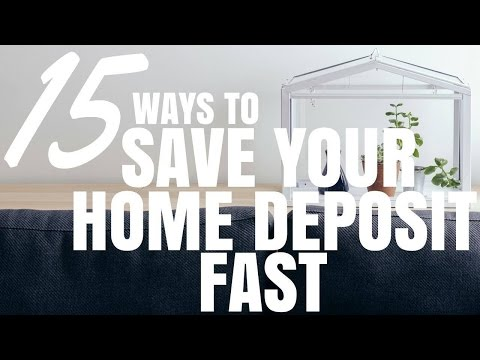 15 Ways To Save Your Home Deposit Quickly (Ep94)