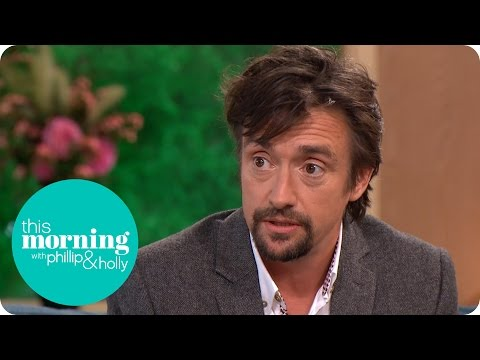 Richard Hammond On His New Car Show For Amazon | This Morning