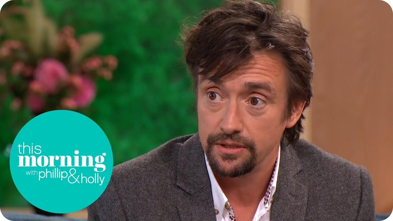 Richard Hammond On His New Car Show For Amazon This Morning YouTube - Car show on amazon