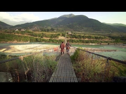 What's it like in Bhutan? (The Wonder List with Bill Weir)