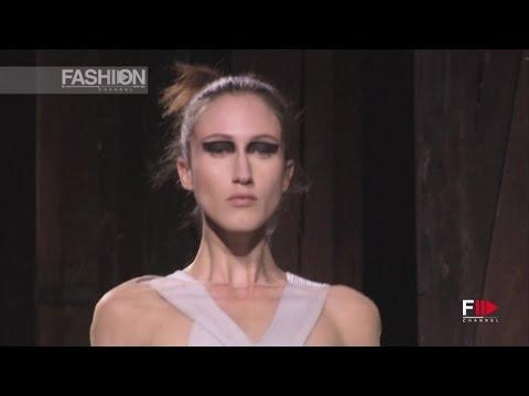 VIONNET Spring Summer 2016 Full Show Paris by Fashion Channel