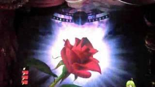 デカ薔薇(投げた後です) 歌…