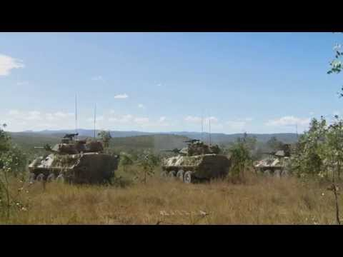 Australian 3BDE Combined Arms Training Activity