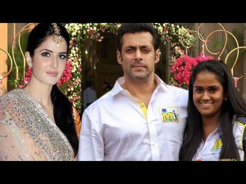 Katrina-Salman To Reunite On Arpita Khan's Marriage - YouTube