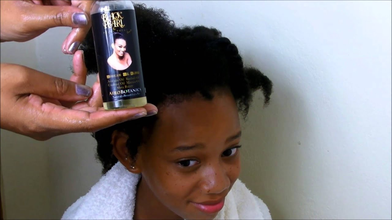 How To Revive Dry Hair Natural Hair Youtube