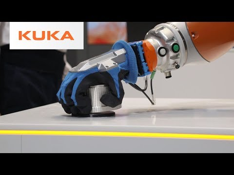 Winner Spotlight - Ergonomic Human-Robot Collaboration - KUKA Innovation Award 2018