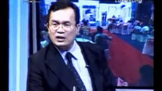 Capres RI 2004 part 1 - Dr. Sofjan S. Siregar MA